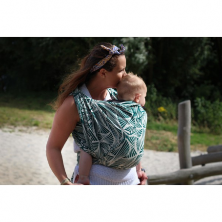 Ring Sling Yaro Magnetic Contra Pine Natural Seacell