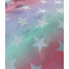 Echarpe de portage Yaro Stars Space Rainbow