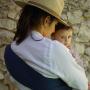 Porte-bébé d'appoint Hop'La Ficelle de Neobulle