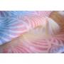 Echarpe de portage Yaro Dandy Spring Rainbow All Linen