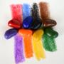 Sachet de 8 Crayon Rocks dans son sachet de transport écru