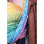 Echarpe de portage Yaro La Vita Spectrum Grad Soft Linen