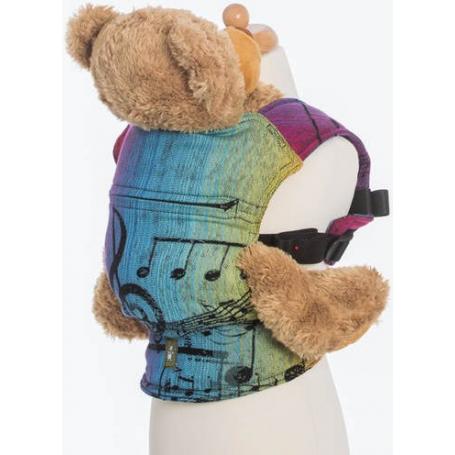 Porte-poupon Lennylamb Symphony Rainbow Dark