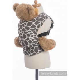 Porte-poupon Lennylamb Giraffe