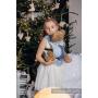 Porte-poupon Lennylamb Winter Princessa