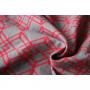 Ring Sling Yaro Paragon Contra Red Grey Hemp Wool