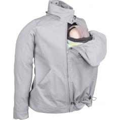 Manteau de portage Momawo Light Gris