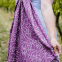 Ring Sling Amor Love Arrows Raisin de Fidella