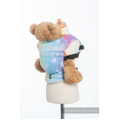 Porte-poupon Lennylamb Rainbow Lace
