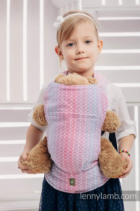 Porte-poupon Lennylamb Little Love Haze - Porte poupon pour enfants ... 850f92d0dc7