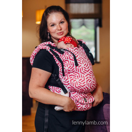 Porte-bébé ajustable LennyUp Tourmaline de Lennylamb