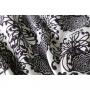 Echarpe de portage Yaro Chrys Puffy Purple White Tencel