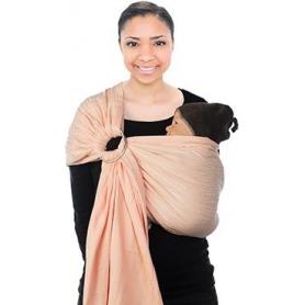 Porte-bébé sling BB-Sling Gathered Delicate Pink