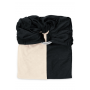 La Petite Echarpe Sans Noeud (PESN) Noir, Ecru