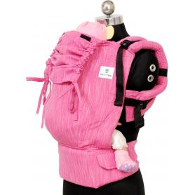 Porte-bébé préformé Easy Feel Flamingo