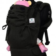 Porte-bébé préformé Easy Feel Coal