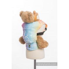 Porte-poupon Lennylamb Symphony Rainbow Light