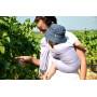 Porte-bébé sling Maru Sling Parme de Lucky