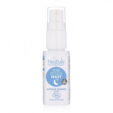 Spray Huile de détente Douce Nuit de Neobulle