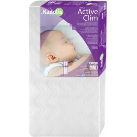 Matelas bébé Tencel Active Clim de Kadolis