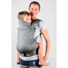 Porte-bébé P4 Preschool Titane de Ling Ling d'Amour