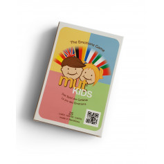 Jeu de cartes Questions sur les Emotions de Mut Kids