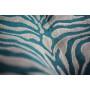 Echarpe de portage Yaro Tiger Ultra Black Petrol Grey