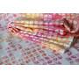 Echarpe de portage Yaro Petals Ultra Cotton Candy Rainbow