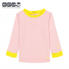 T-shirt Anti-UV Top Pop Pink Yellow de KietLa