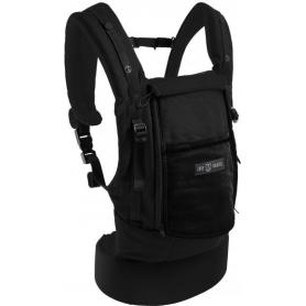 Physiocarrier Coton Noir poche Noire de JPMBB