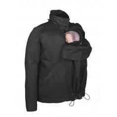 Manteau de portage 4 en 1 Momawo Noir
