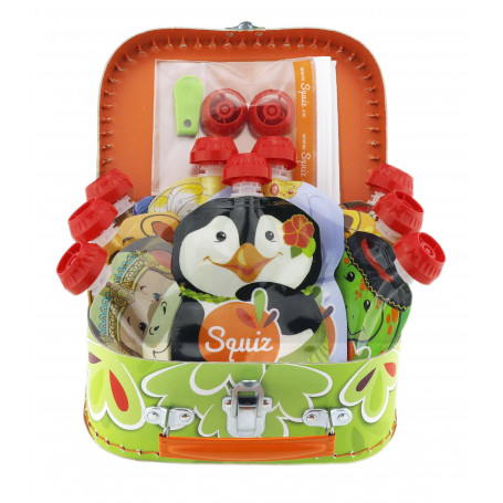 Valisette Coffret Cadeau Squiz Jungle