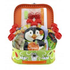 Valisette Coffret Cadeau Squiz Jungle