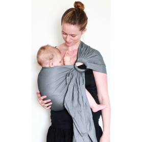 Ring Sling Daicaling Stormy Blue de Ling Ling d'Amour
