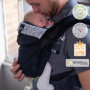 Porte-bébé préformé évolutif Néo Ebene de Néobulle