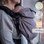 Porte-bébé préformé évolutif Néo Terre de Néobulle