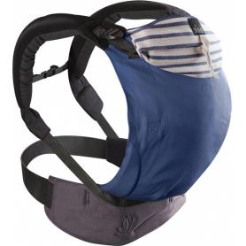 Porte-bébé préformé évolutif Néo Marin de Néobulle