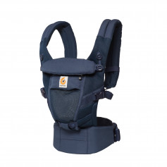 Porte-bébé évolutif Ergobaby Adapt Deep Blue Cool Air Mesh