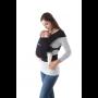 Porte-bébé Ergobaby Embrace Pure Black