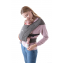 Porte-bébé Ergobaby Embrace Heather Grey