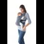 Porte-bébé Ergobaby Embrace Oxford Blue