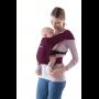 Porte-bébé Ergobaby Embrace Burgundy