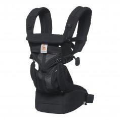 Porte-bébé Ergobaby Omni 360 Onyx Black Cool Air Mesh