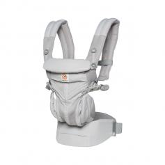 Porte-bébé Ergobaby Omni 360 Pearl Grey Cool Air Mesh