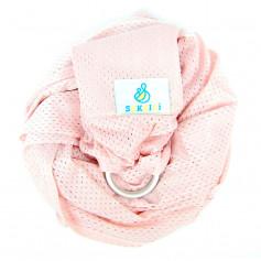 Porte-bébé sling Sukkiri Rose Pale