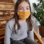 Lot de 3 masques Enfant en coton bio