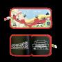 Cahier à craies Cities of Wonder Beijing Jaq Jaq Bird 8 pages réutilisables