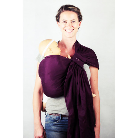 Ring Sling Daicaling Shadow Purple de Ling Ling d'Amour