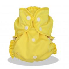 Couvre-couche lavable Applecheeks Zeste de Citron Taille Unique