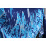 Echarpe de portage Yaro Everest Trio Silver Blue Tencel